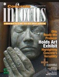 Holds Art Exhibit - National Ready Mixed Concrete Association