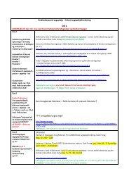 Evidensbaseret sygepleje – klinisk sygeplejeforskning Del 1 ...