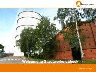 Welcome to Stadtwerke Lübeck - eu-magalog.eu