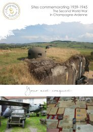 Sites commemorating 1939-1945 - Official website for tourism in ...