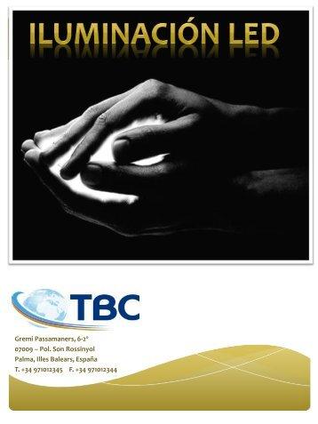 paneles de led - TBC Comunicaciones y Sistemas