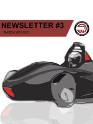Newsletter #3 - Rollout 2011 - Dynamics