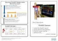 ProAQT Sensor - PULSION Medical Systems SE