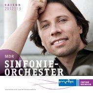 SINFONIE- ORCHESTER - MDR