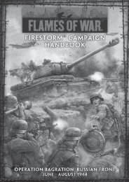 Download the PDF... - Flames of War