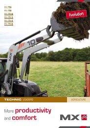 MX Technic Loader Brochure - LiveUpdater