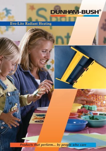 Evo-Lite Radiant Panels Catalogue - Barbour Product Search