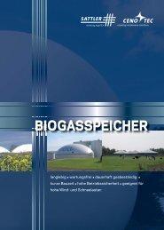 Broschüre - Sattler AG