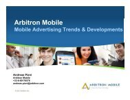 Mobile Advertising trends to watch for - Mobile Marketing Association