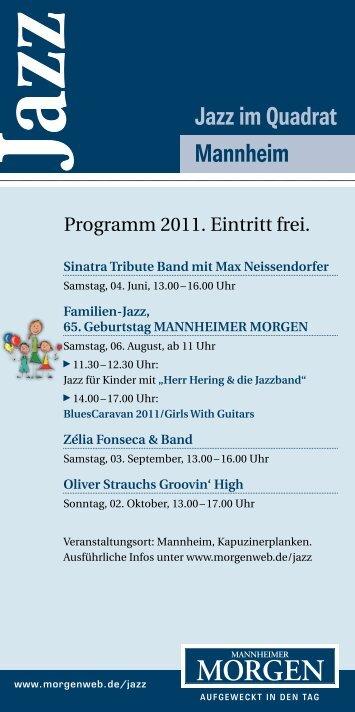 Mannheim Jazz im Quadrat