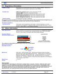 Material Safety Data Sheet - PFERD - Page 7