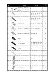 編號產品名稱適用產品價格(含稅含運費) - Compro
