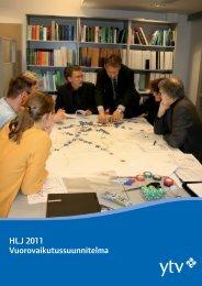 HLJ 2011 Vuorovaikutussuunnitelma - HSL