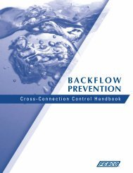 Febco Watts Backflow Prevention Cross ... - Irrigation Direct