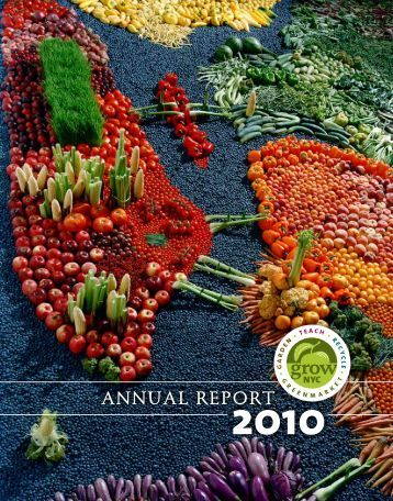 2010 Annual Report - GrowNYC