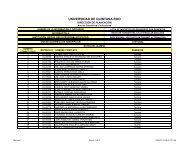 reingreso - Universidad de Quintana Roo