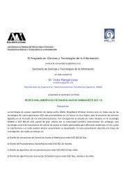 Redes inalámbricas de banda ancha WiMax/IEEE 802.16