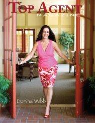Dominai Webb - Top Agent Magazine
