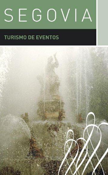 Turismo de eventos - Turismo de Segovia