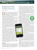EE at Work: Engaging the New Energy Consumer - Institute for ... - Page 2