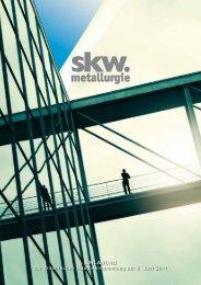 Einladung zur Hauptversammlung - SKW Stahl-Metallurgie Holding ...