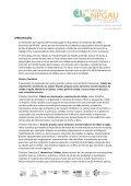 i seminário do npgau - Escola de Arquitetura - UFMG - Page 7