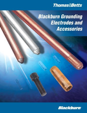 Blackburn - Grounding Electrodes and Accessories - Ebhdirect.com ...