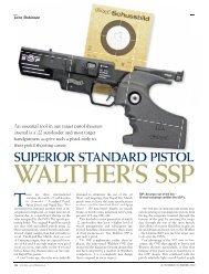 SSP Guns Australia Oct/Dec 2010 - Frontier Arms
