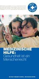 als PDF herunterladen - Ärzte der Welt e.V.