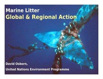 David Osborn - World Ocean Council
