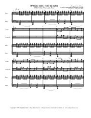 Partition Complet - Free Choral Music: J. Ashley Hall