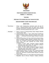 rancangan peraturan daerah kabupaten sigi nomor 21 tahun 2012 ...