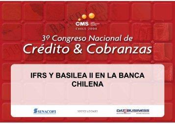 IFRS Y BASILEA II EN LA BANCA CHILENA - SINACOFI