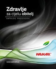 Walmark product catalogue