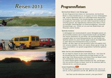 Reisen 2013 - Die-albatrosse.de