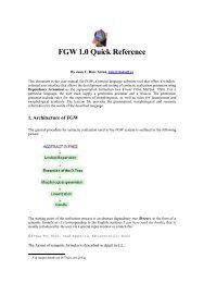 User's guide and reference manual - It works!