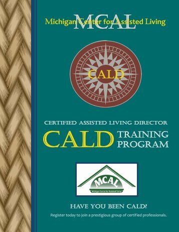 12/13/2011 CALD Registration .pdf - Health Care Association of ...
