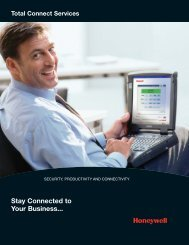Stay Connected to Your Business... - CRS Building Automation ...