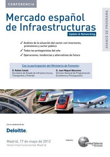 Programación - Plataforma Tecnológica Española de la Carretera