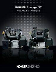 KOHLER® Courage® XT - Kohler Engines