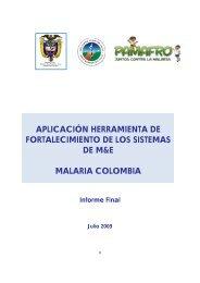 Informe Final - Organismo Andino de Salud
