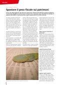 Fisco: serve più equilibrio! Le nostre richieste - SGB - CISL - Page 4