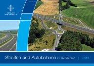 Straßen und Autobahnen in Tschechien | 2013