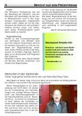 Klarenbachbote 3.09 - Evangelische Klarenbach-Kirchengemeinde - Page 5