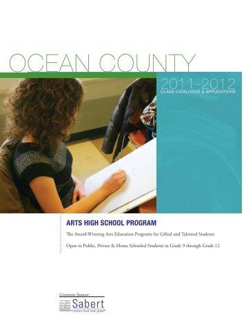 OCEAN COUNTY - Jackson Memorial High School