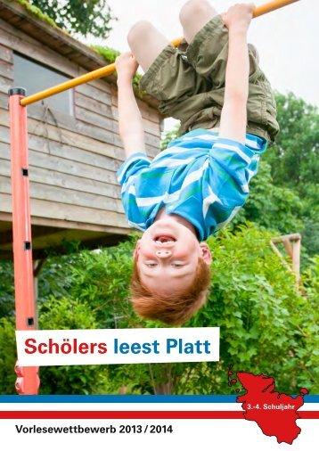 3. und 4. Klasse - Schleswig-Holsteinischer Heimatbund eV