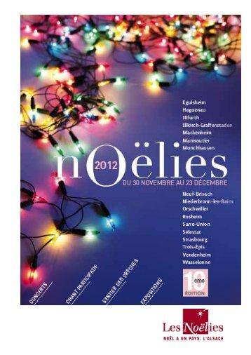 Strasbourg - Les Noëlies