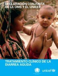 TRATAMIENTO CLÍNICO DE LA DIARREA AGUDA - libdoc.who.int