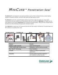 Mini-Curbs - Best Materials