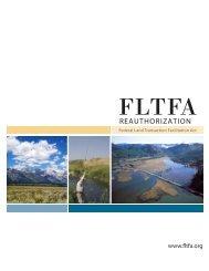 FLTFA Fact Sheet - American Hiking Society